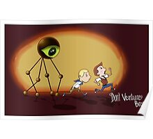 Don't Venture Bros. Poster