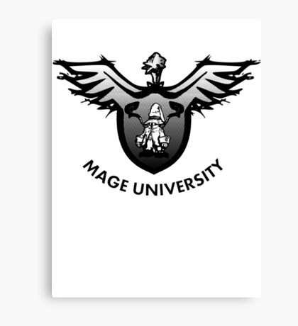 Mage University Canvas Print