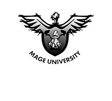 Mage University Photographic Print