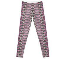 SYSTEM - Pink/Gray Leggings