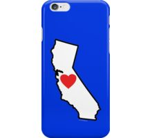 I Love California iPhone Case/Skin