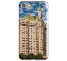 California gothic by the sea iPhone Case/Skin