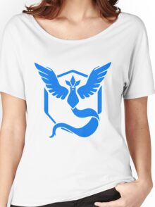 Team Mystic Pokemon GO! Women's Relaxed Fit T-Shirt