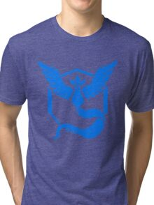 Team Mystic Pokemon GO! Tri-blend T-Shirt