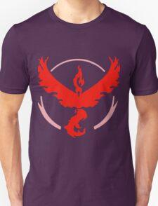 Team Valor Pokemon GO! Unisex T-Shirt