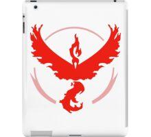Team Valor Pokemon GO! iPad Case/Skin