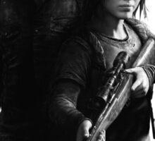 The Last Of Us Joel & Ellie Sticker