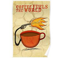 What my Coffee says to me -  July 18, 2012 Poster