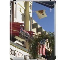Hard Rock Cafe, Tijuana iPad Case/Skin