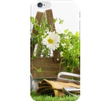Herbs Life iPhone Case/Skin