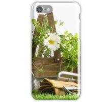 Herbs Life iPhone Case/Skin