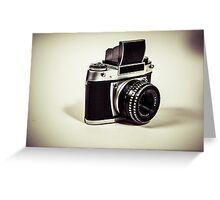 Photography / Fotografie Greeting Card