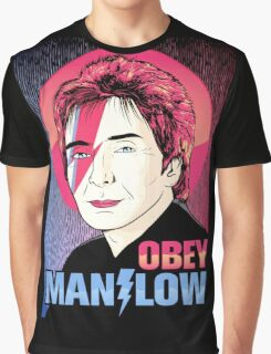 barry manilow Graphic T-Shirt