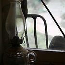 Through a glass darkly by Maggie Hegarty