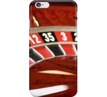 Roulette Lucky iPhone Case/Skin