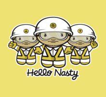 Hello Nasty Kids Tee