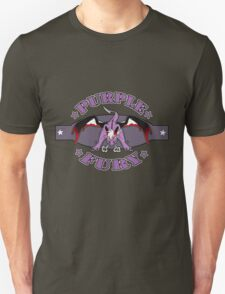 Purple Fury Unisex T-Shirt
