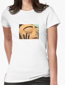 its hip to bee square barry b benson Womens Fitted T-Shirt