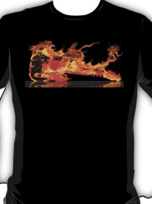 guitar fire T-Shirt