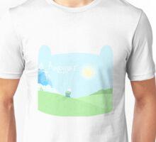 Adventure Time Awaits Unisex T-Shirt