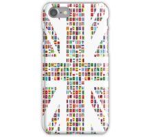 Globalised English iPhone Case/Skin