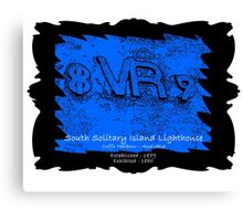 South Solitary Island 1879 Canvas Print