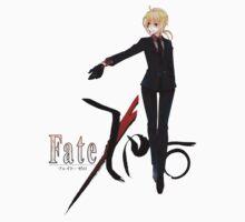 Fate Zero Kids Clothes