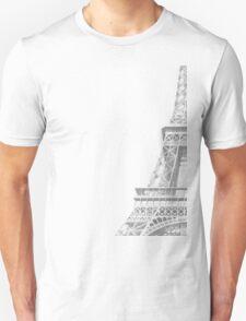 hint of eifel  Unisex T-Shirt
