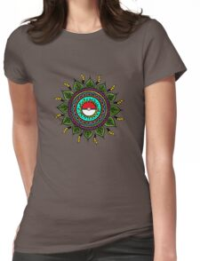 Pokemon Tribal Womens Fitted T-Shirt