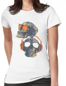 Feel the Beat II Womens Fitted T-Shirt