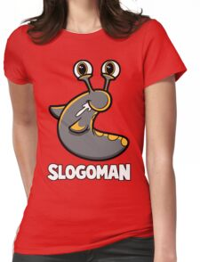 Slogoman The Gammer Womens Fitted T-Shirt