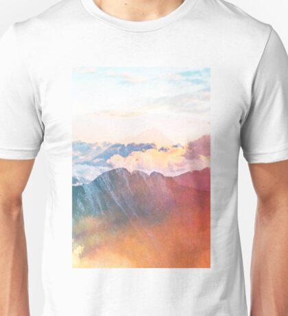 Mountain Glory #redbubble #lifestyle #tech T-Shirt