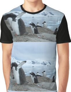 In a Flap Graphic T-Shirt