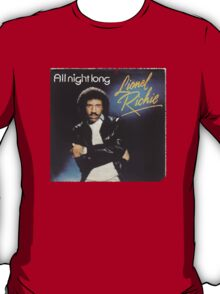 Lionel Richie - All Night Long T-Shirt