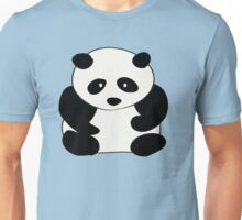 Chubby Panda Unisex T-Shirt