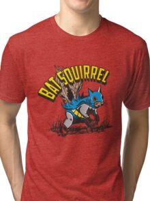 Bat Squirrel Tri-blend T-Shirt
