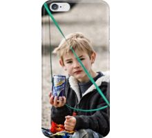 The little one among giants iPhone Case/Skin