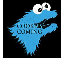 Cookies Are Comming Photographic Print
