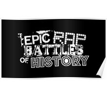Epic Rap Battles of History (ERB) Poster