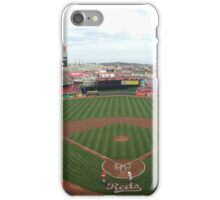Cincinnati Reds Great American Ballpark iPhone Case/Skin