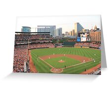 Oriole Park Greeting Card