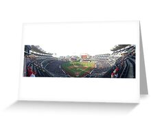 Nationals Park Greeting Card