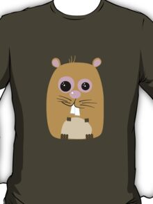 Cartoon Hamster T-Shirt