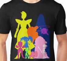 Steven Universe Silhouettes Unisex T-Shirt