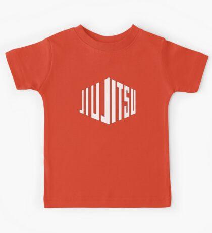 JIU JITSU BLOCKS Kids Tee