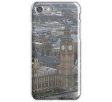 Parliament from the skies iPhone Case/Skin