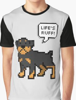 Life's Ruff Graphic T-Shirt