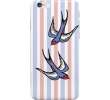 Love Swallows iPhone Case/Skin