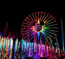 Wonderful World of Color by tiffsho