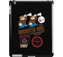 Super Winchester Bros. iPad Case/Skin
